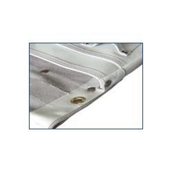 白革釘袋 落下防止コード取付穴