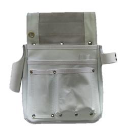 マチ付仮枠釘袋 AS-2KW
